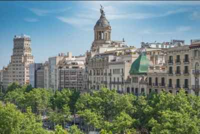 Spacious commercial space in the prime area of Barcelona